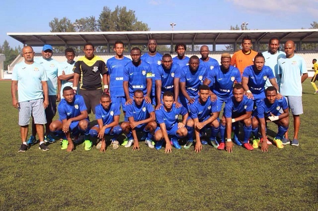 Teams in Seychelles preparing for the Confederation of African Football