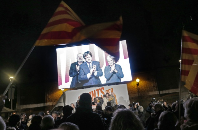 Catalan election campaign heats up in final stretch