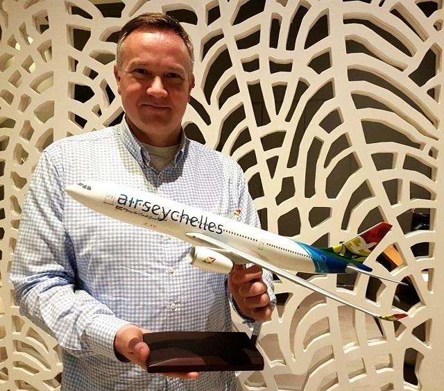 Air Seychelles nomme un DG par intérim avant une année de changement