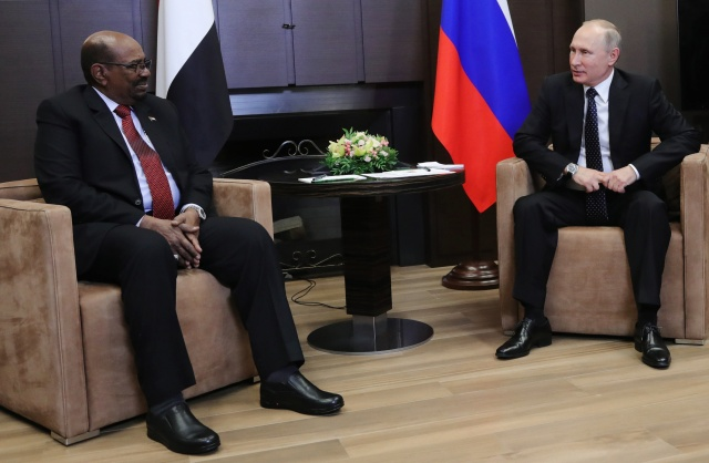 Russia to build nuclear power plant in Sudan
