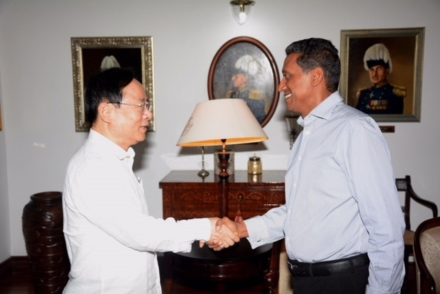 South Korea urges Seychelles to support disarmament push in face of nuclear threats
