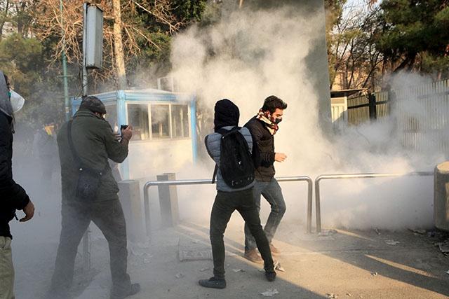 Iran: nouvelles manifestations malgré les avertissements officiels