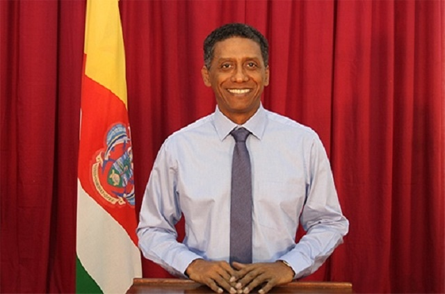 Move Seychelles forward, President tells island nation in New Year's address