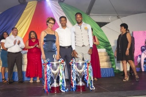 Athletics dominates sports awards ceremony in Seychelles
