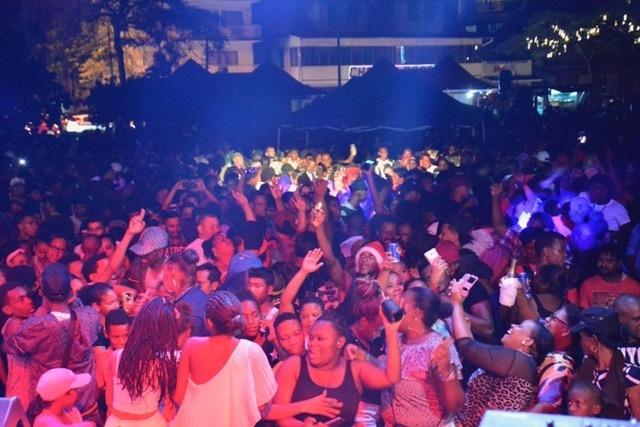 Les Seychelles entrent dans l'année 2018 avec « le Street Party »