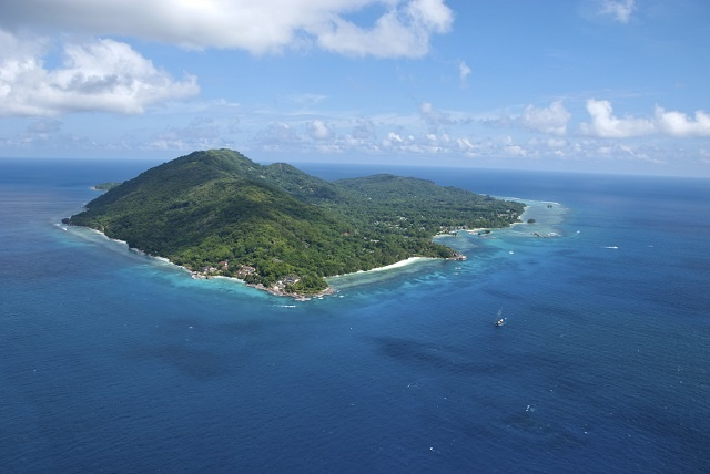 Seychelles' third-most populated island gets wastewater treatment plant