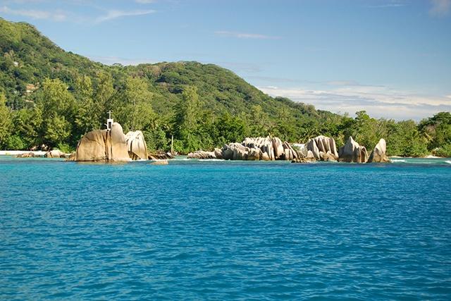 La troisième île la plus peuplée des Seychelles reçoit une station d'épuration