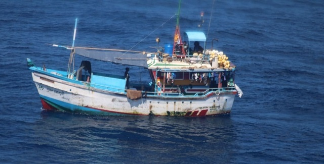 Court in Seychelles remands 8 Sri Lankans suspected of illegal fishing