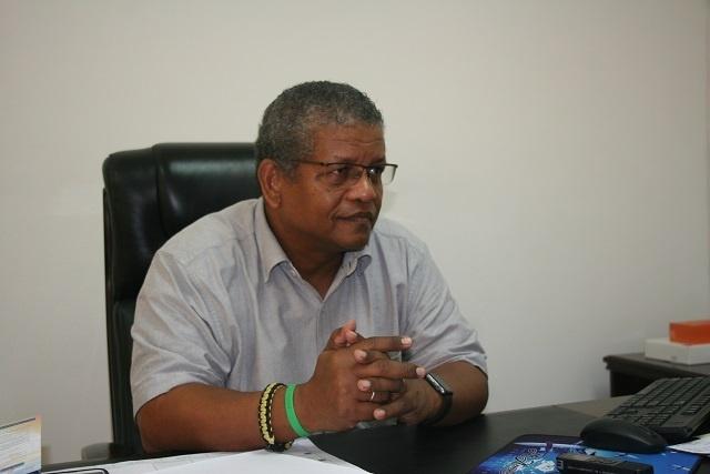 Wavel Ramkalawan se propose d'être le candidat de l'opposition lors des prochaines élections présidentielles aux Seychelles.