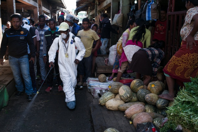 Plague outbreak in Madagascar revived dread of a killer