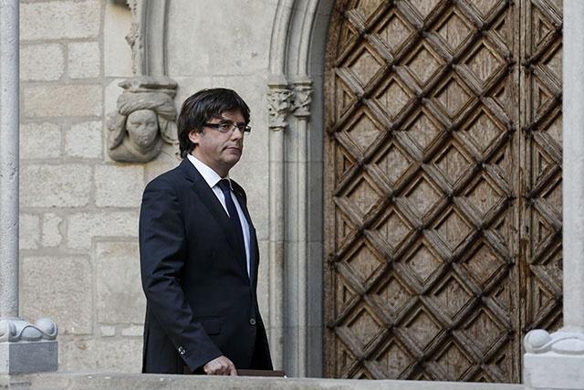 Espagne: la justice bloque l'investiture de Puigdemont comme président de Catalogne