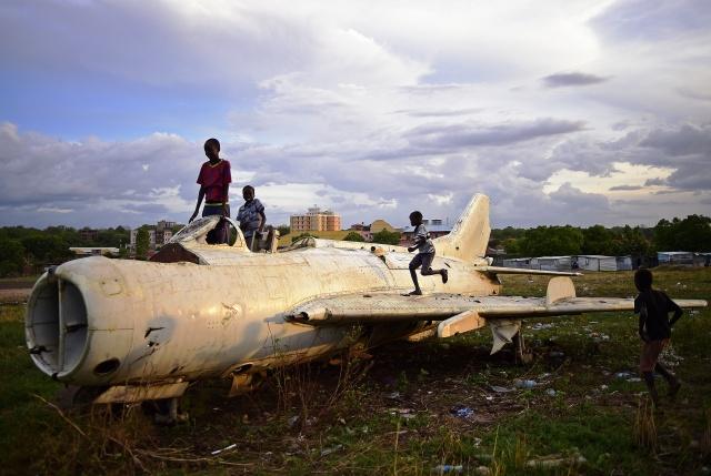'Time has come' for S.Sudan sanctions: AU chief