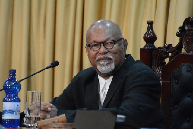 Speaker of Seychelles' National Assembly unexpectedly resigns from legislative body