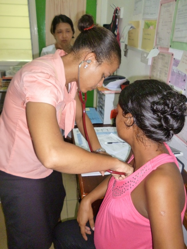 Seychelles, World Health Organisation agree on projects in disease preparedness, health promotion