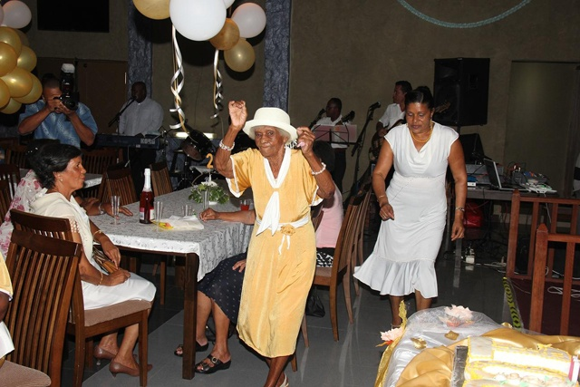 Island living, long life: 5 centenarians of Seychelles