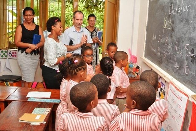La qualité de l'apprentissage et l'enseignement sont les priorités principales du ministère de l'Éducation des Seychelles