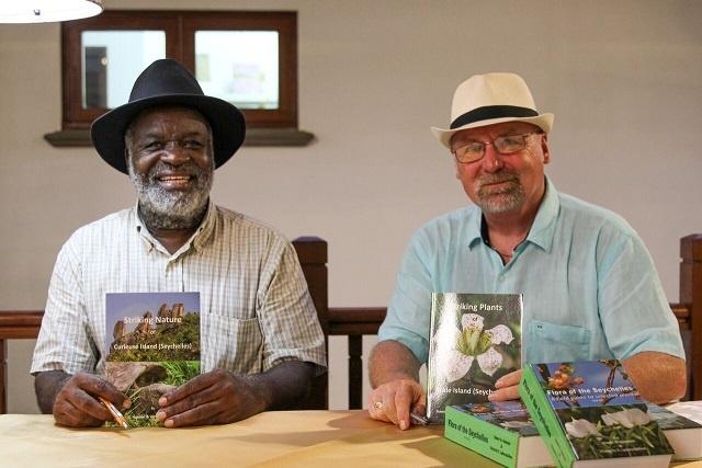 Un nouveau livre sur la biodiversité unique, de l'île de Curieuse aux Seychelles