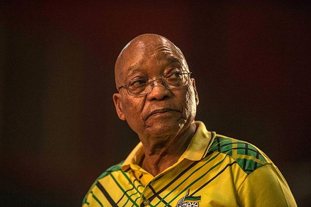 """Afrique du Sud: réunion d'urgence de l'ANC pour """"finaliser"""" le départ de Zuma"""