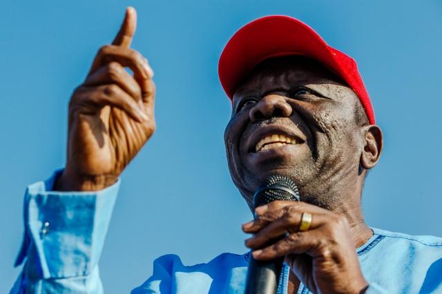 Zimbabwe's leading opposition leader Tsvangirai dies at 65