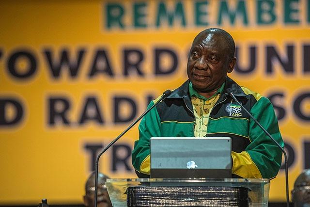 Afrique du Sud: Ramaphosa sera élu président jeudi par le Parlement