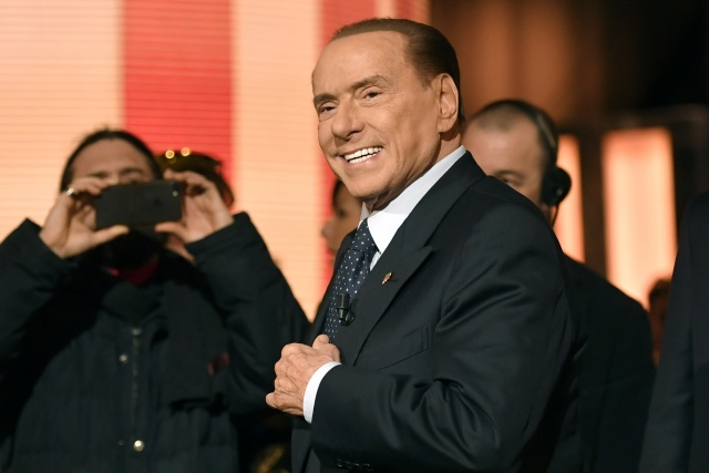 Berlusconi, 81, seeks one last win in Italy vote
