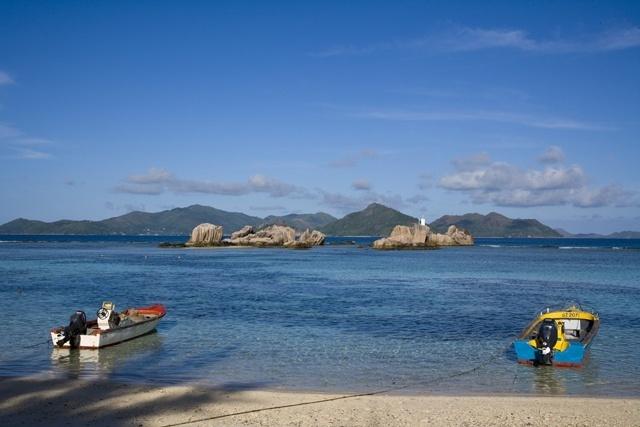 Le secteur privé et le gouvernement devraient travailler ensemble pour faire avancer l'économie bleue, déclare le vice-président des Seychelles