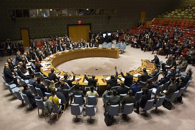 """Le Conseil de sécurité """"réclame"""" un cessez-le-feu immédiat en Syrie"""