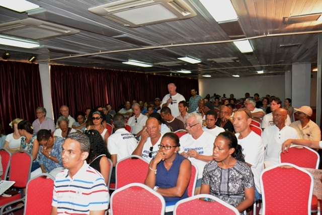 Overwhelming opposition to proposed Indian base in Seychelles at public meeting