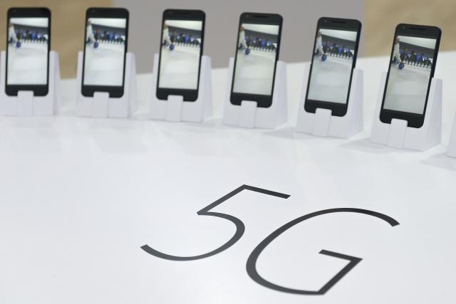 5G wireless race heats up
