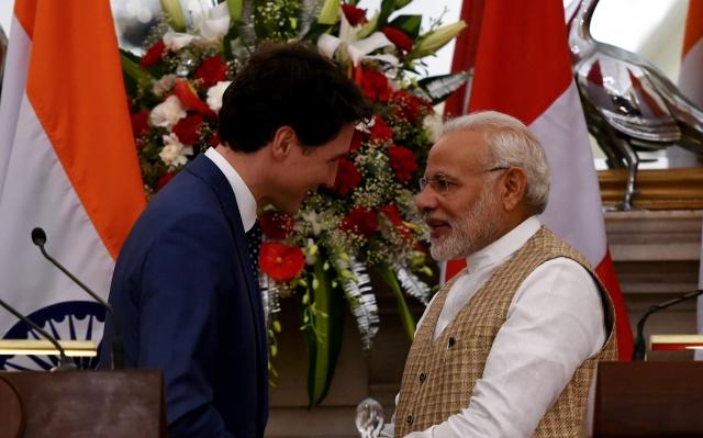 India trip controversy follows Trudeau back to Canada