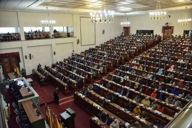 Fractured Ethiopia parliament endorses emergency decree