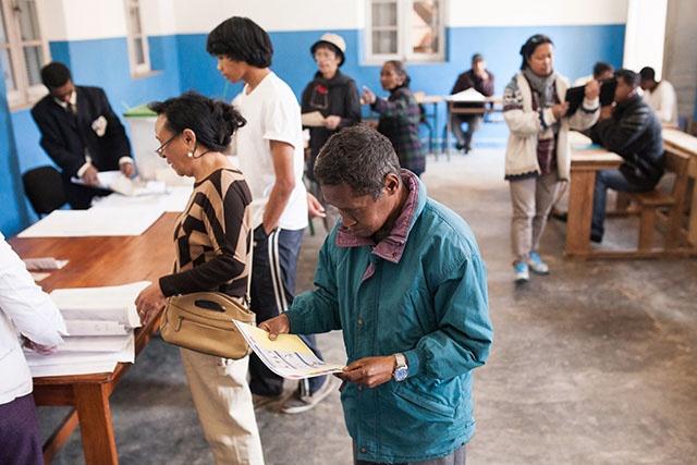 Madagascar: élection présidentielle les 24 novembre et 24 décembre 2018