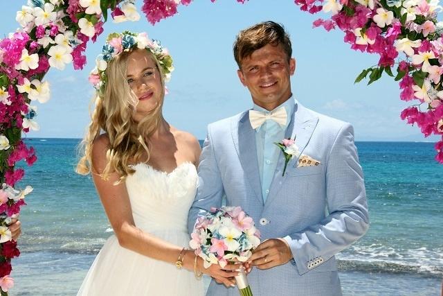 Les Seychelles une destination favorite pour les mariages et les lunes de miel