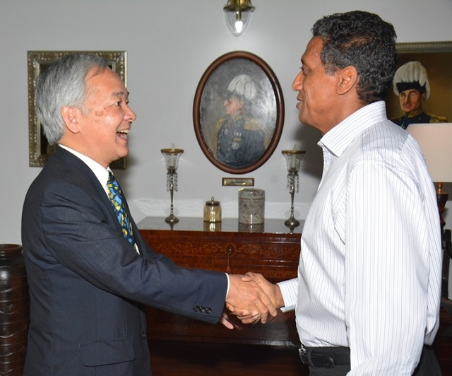 Japan considers opening an embassy in Seychelles