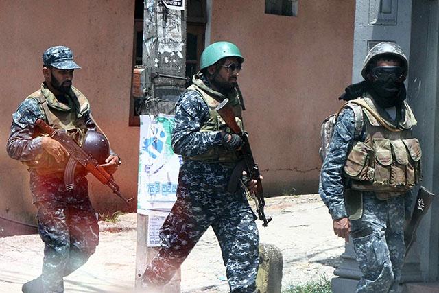 Sri Lanka: une mosquée et des commerces musulmans attaqués