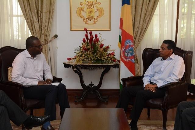 Le FMI examine régulièrement le programme de  réforme des Seychelles
