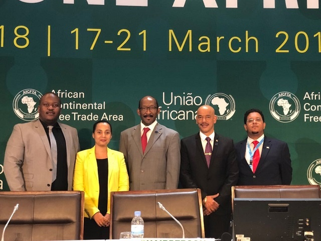 Seychelles signs continental agreement  to increase free trade in Africa