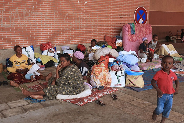"""Mayotte: les Comores dénoncent le """"chantage"""" de la France"""