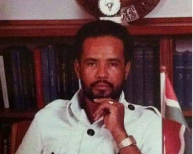 Seychelles' first Defence Minister, Ogilvy Berlouis, passes away
