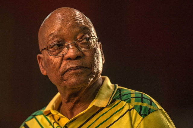 South Africa's Zuma due in court on graft charges