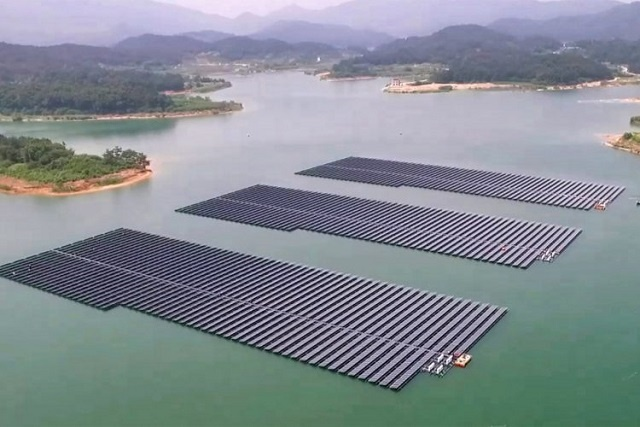 Seychelles plans to install Africa's first utility-scale floating solar project