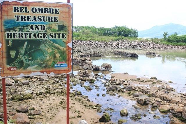 La Buse treasure hunt organised as part of Heritage Week  in Seychelles