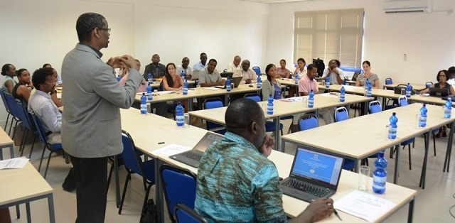 Seychelles' science and technology institute inspires Africa-wide information platform