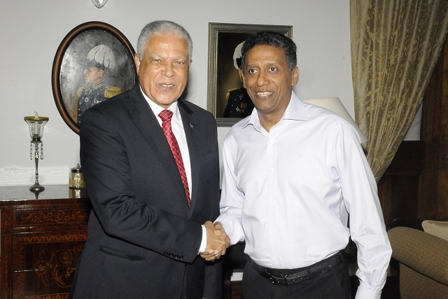 Cape Verde sees Seychelles as a tourism model, foreign minister says after visit with president