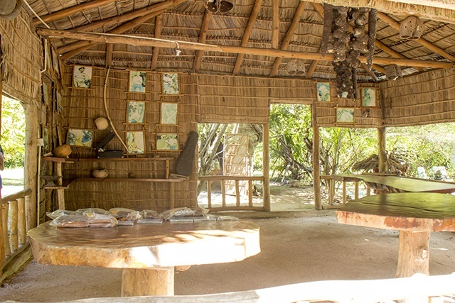 De-husk a coconut? Living museum in Seychelles inserts visitors into island nation's heritage