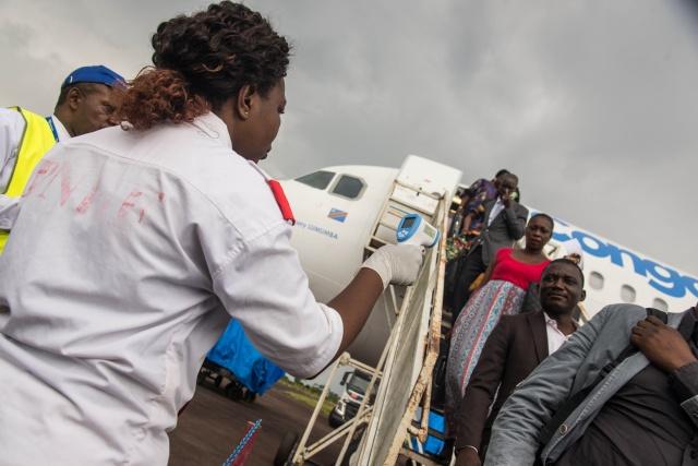 New death in DR Congo Ebola outbreak -- toll at 26