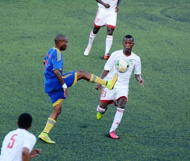 Les Seychelles égalise 1-1 contre les Comores à la 83e minute à un tournoi de football de l'Afrique australe