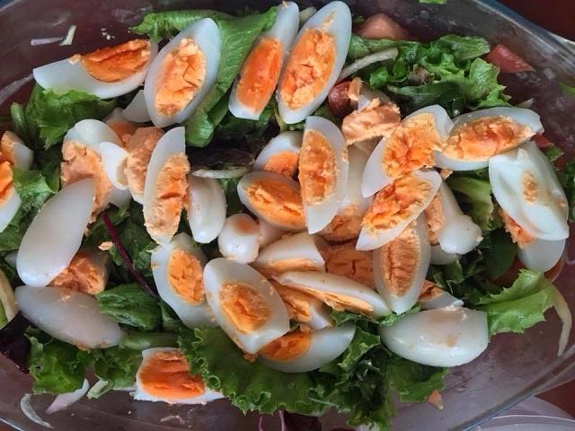 Seychelles' orange omelette season opens