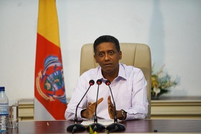 Le président des Seychelles: Nouveau système de quotas pour les travailleurs étrangers; Proposition de base militaire indienne annulée