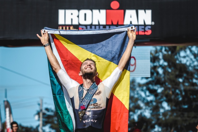 SNA interview: 'A surreal feeling,' Seychellois athlete says after winning Ironman Triathlon
